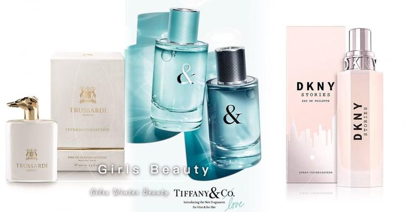 3大話題新香出列!全新「Tiffany & Love .愛語」經典湖水藍瓶身+細緻花香美的太醉人