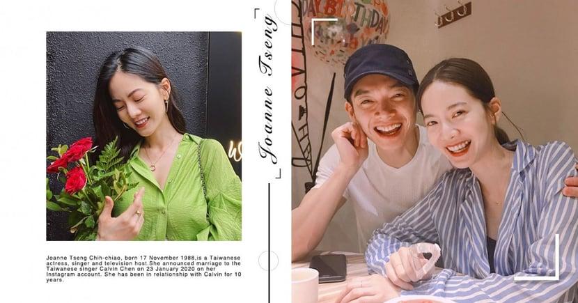 曾之喬甜曝「一見鍾情」辰亦儒!20歲霸氣追愛,入戲太久所以直接嫁♡