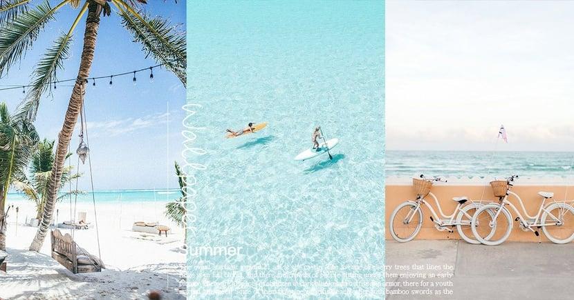【海洋桌布】21張夏日海洋Wallpaper~看完一點也不厭世充滿療癒