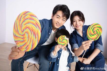 Weibo@陳妍希