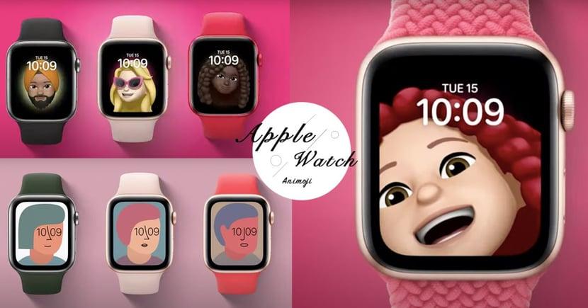 Apple Watch Series 6支援Animoji功能!多款錶帶+錶身採用環保材質