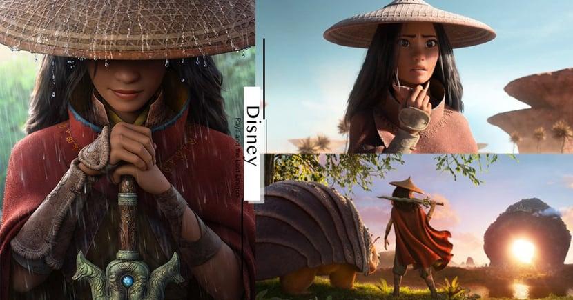 迪士尼首位「東南亞公主」誕生!最新動畫《尋龍使者:拉雅》前導預告曝光~踏上尋龍旅程