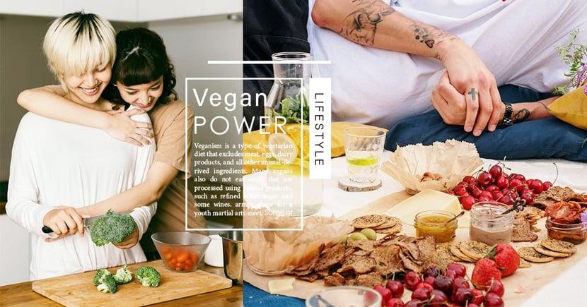 什麼理由讓年輕世代放棄吃肉?「Vegan風潮」大逆轉肉食男!給蔬食新手8大提案