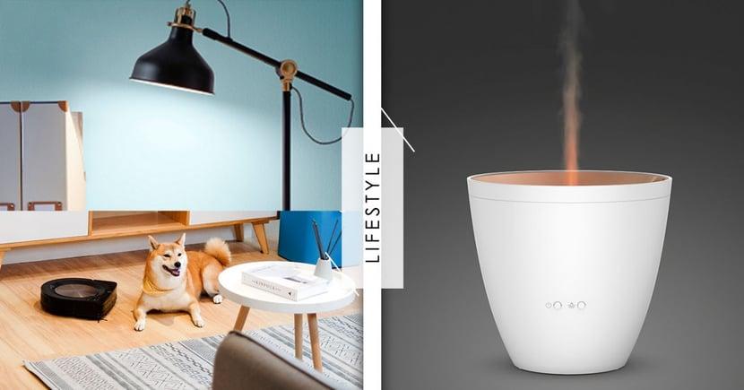 【北歐風家居選品】IKEA閱讀燈超高CP值!絕美玫瑰金燭光水氧機必收