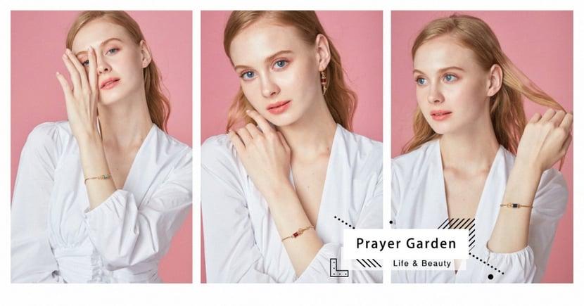 Prayer Garden攜人氣法國時尚童趣手繪琺瑯工藝飾品正式登台!