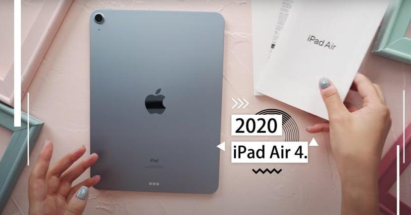 iPad Air 4 霧感天藍、清新淡綠美翻!規格直逼 iPad Pro卻能省7千超划算~