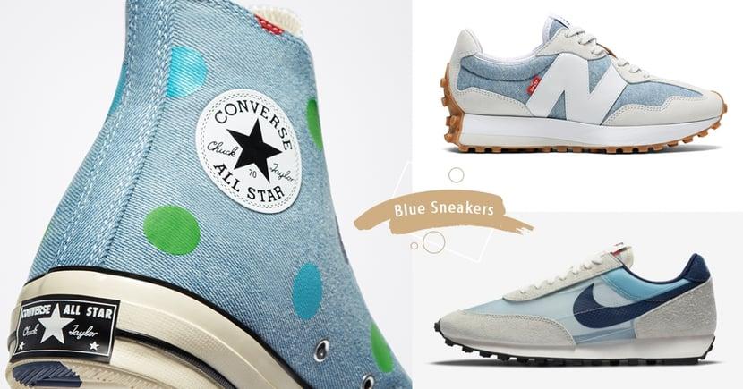 【2020球鞋推薦】盤點6雙「丹寧藍球鞋」LevisxNew Balance話題聯名登場