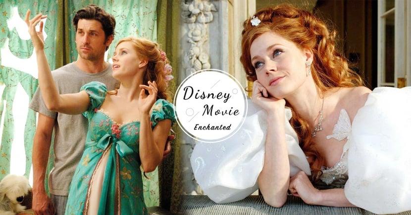 迪士尼《曼哈頓奇緣》續集原班卡司回歸!故事講述公主10年後的生活~超期待!